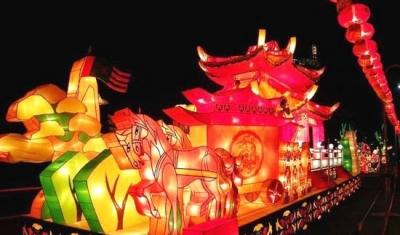 正月里来去看灯! 2019太白湖民俗花灯艺术节即将开幕