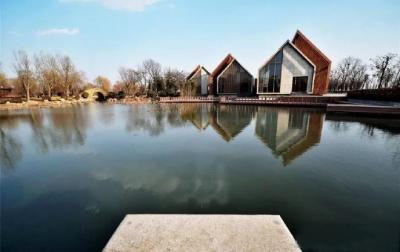 生态名片!太白湖新区在环保量化考核中再夺桂冠!