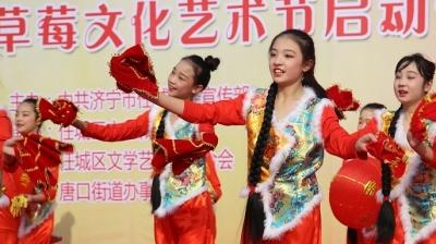 """任城区2019年度""""三下乡""""活动启动 助力乡村振兴"""