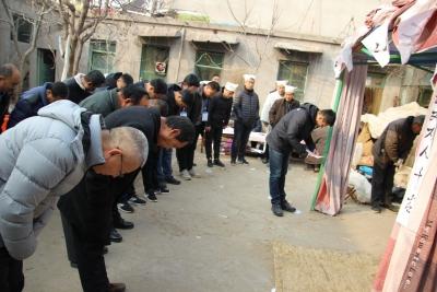 移风易俗!鱼山街道崔口村举办首例党员追悼会