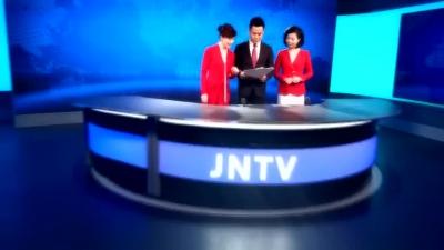 济宁广播电视台新闻综合频道全体主持人给您拜年啦!