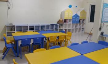 安居社区壹乐园·儿童服务站开站啦!