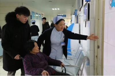 """节后上班济宁市第二人民医院门诊量""""激增"""""""