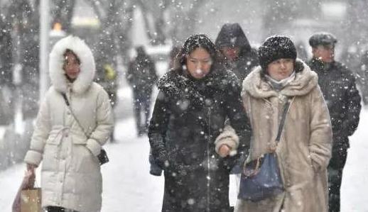 六合图库发布降雪预报:18日雨雪来袭!请加强防范
