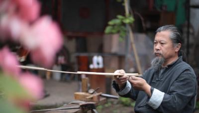 文化傳播微視頻第二輯——弓箭制作