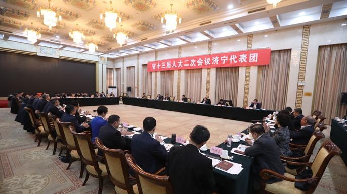 """2019济宁全力突破""""三区""""建设 打造世界儒学中心"""
