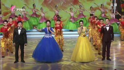 【直播回放】2019济宁市春节联欢晚会(下)