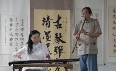 文化传播微视频第八辑——峄阳古琴