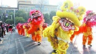 讓過年成為傳承和弘揚中華傳統文化的生動現場
