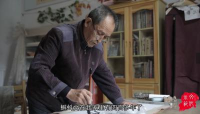 文化傳播微視頻第三十六輯——蝌蚪文