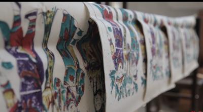 文化傳播微視頻第三十一輯——木版年畫
