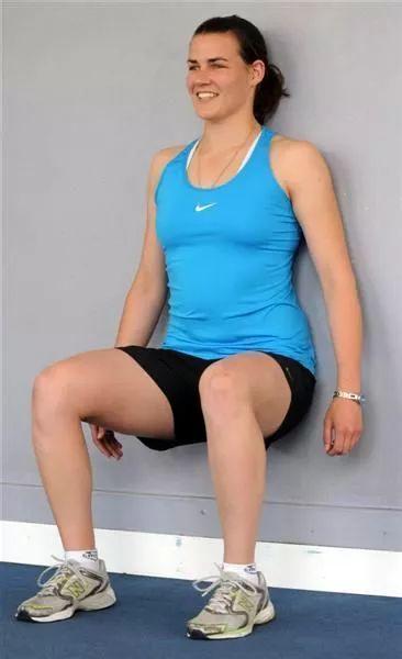 常做这种运动,让您的膝盖年轻十岁!