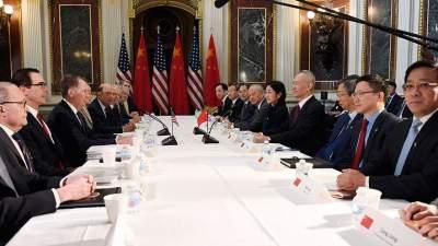 元首共识引领中美经贸磋商加速相向而行
