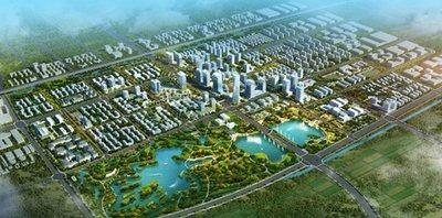 集中推進65個重點項目 全力全速建設西部新城