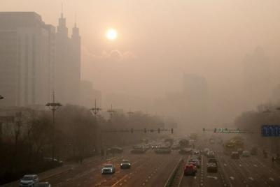 未來三天西南地區多陰雨天氣 華北黃淮等地將有霾