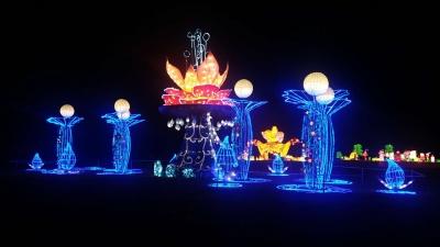 完美收官!太白湖景区元宵节当日接待游客5万人次