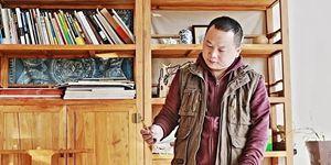 【济宁广播电视台特聘艺术家】国画家 / 张继华