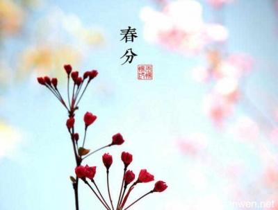 春分养生,调和阴阳身体安