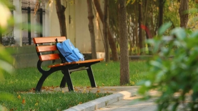 济宁医学院的清晨日暮,你想牵谁一起走