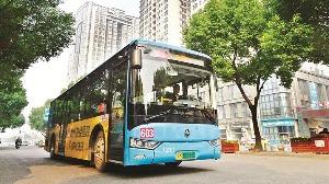 自3月26日起,公交15路线优化调整线路