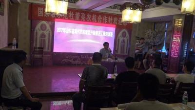 """金乡:为农机""""体检"""" 迎战春耕"""