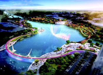 必威betway高新區21個項目竣工  一流生態科技城年內有看頭