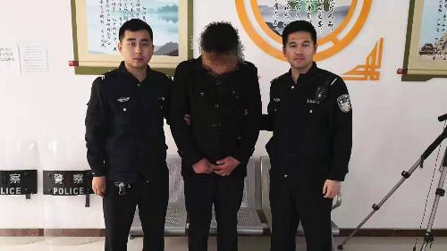梁山又一网上逃犯投案自首,目前已被刑拘