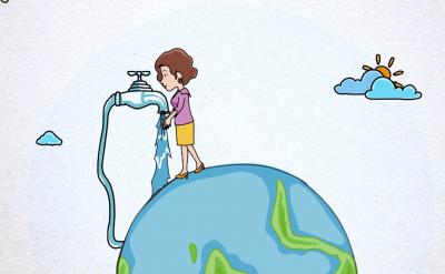 节水公益广告-动画一