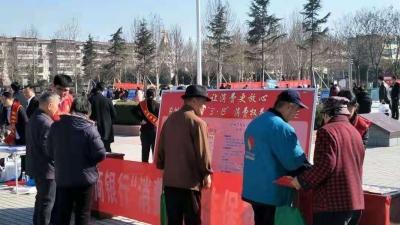 """兖州农商银行组织开展 """"3·15金融消费者权益日""""宣传活动"""