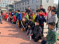 【户外课堂】济宁广电小主持人走进任城消防救援大队