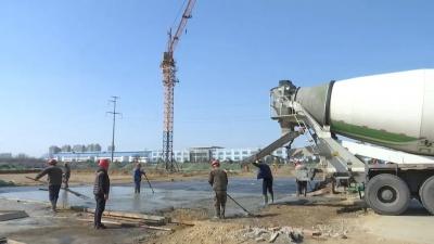 熱火朝天丨必威betway綜合保稅區建設最新進展來了