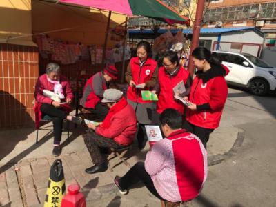 广发银行济宁分行组织开展金融知识进社区宣传活动