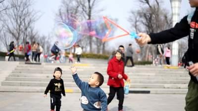 春日正当时,在济宁太白湖景区享受惬意春光