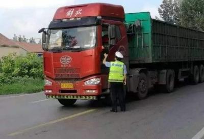 保护大气不放松 济宁1400多辆不达标柴油车被查处