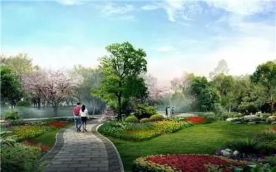 济宁将新建一大批公园绿地,你家附近有吗?