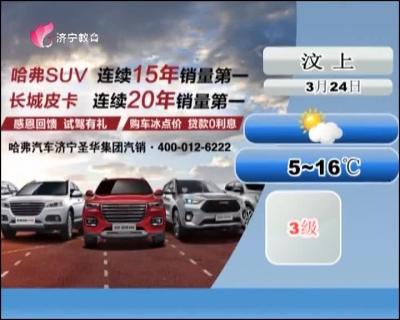 民生气象站20190323