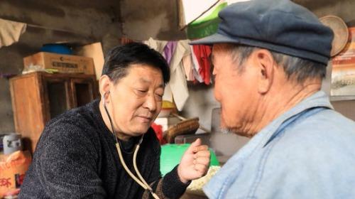 泗水好乡医刘庆民:今年想办法启动老人医疗服务站