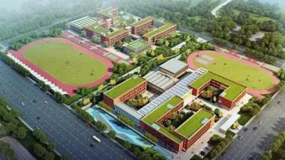 新进展|太白湖新区大学科技园预计明年投入使用