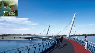 一橋一景,蓼河新城這7座橋梁怪好看來