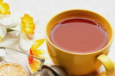 体湿虚胖犯困,多喝荷叶山楂茶