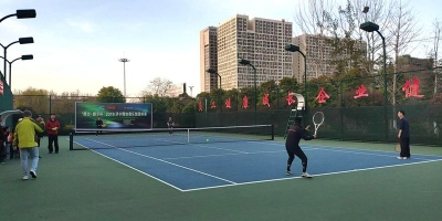 2019济宁网协俱乐部团体赛收拍 邹城钻石俱乐部夺冠
