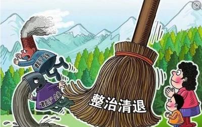 汙染零容忍!兗州取締兩處玻璃拉絲小作坊