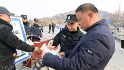 梁山凤凰公园惊现警员、枪支和被盗赃物,原来是一场......