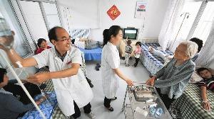 惠民!微山县贫苦生齿就医减半收取大型设置装备摆设查抄费