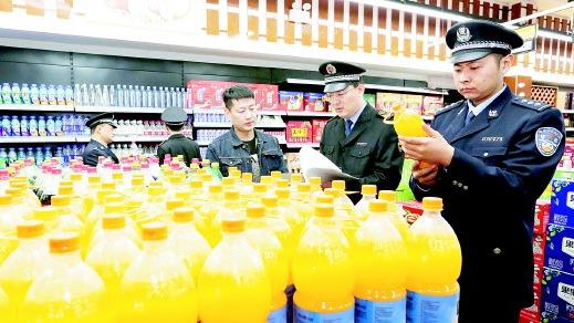 山东严厉打击制售侵权假冒商品 挽回经济损失7600余万元