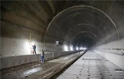 5月20日,鲁南高铁日照至曲阜段方案开端静态验收