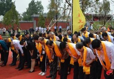 微山宓羲文明旅游节将于4月5日开幕 连续3天