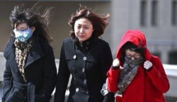 大风+降温 最低3℃!济宁发布寒潮蓝色预警