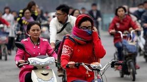 冷空氣持續發威  下周濟寧最低氣溫只有7℃