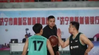 球迷看過來!濟寧高新區第二屆籃協杯比賽明日開賽